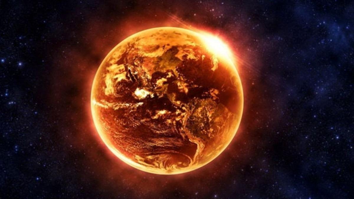 تصویر کم نظیر ناسا از سیاره زهره +عکس