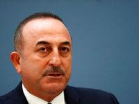وزیر خارجه ترکیه: سیاست آمریکا علیه ایران اشتباه است