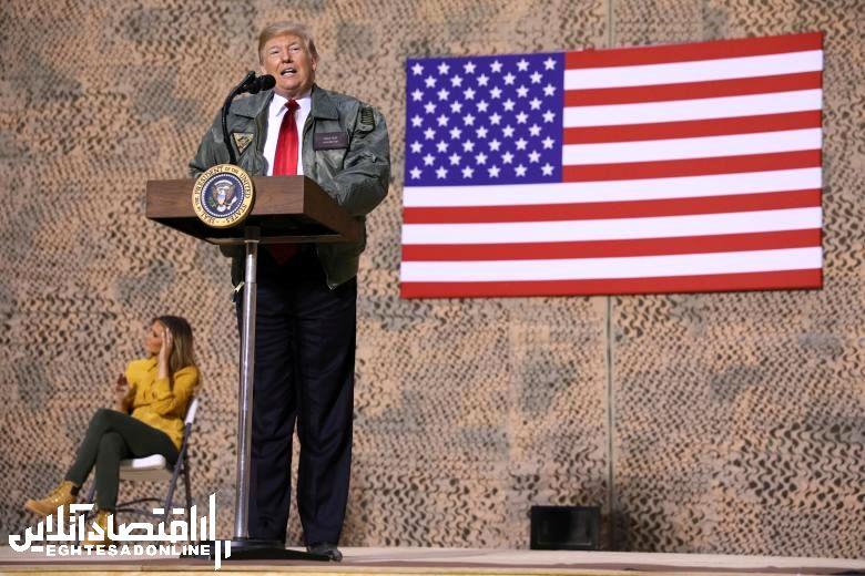 سفر ترامـپ به عـراق