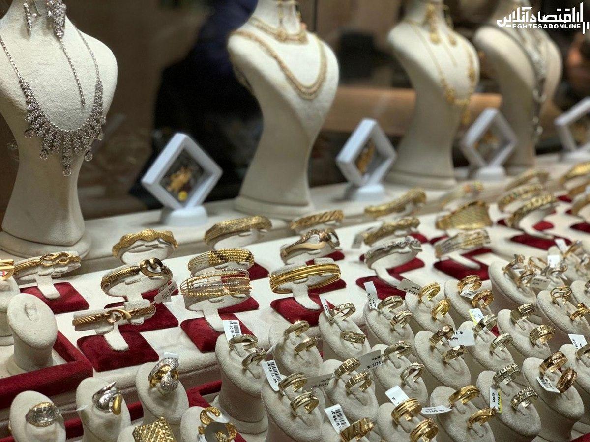 افت چشمگیر دادوستدها در بازار طلا/ ارزانى طلا در گرو کنترل نرخ ارز