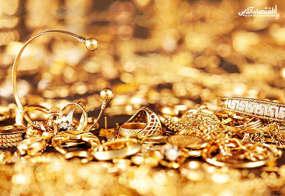 حرکت محتاط طلا در انتظار بسته دوم کمک مالی/ تاثیرپذیری فلزات گرانبها از جو سیاسی واشنگتن
