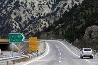 خاطره مردم از روز اول افتتاح آزمایشی آزادراه تهران- شمال
