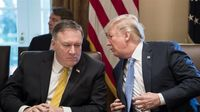 ترامپ میخواهد پمپئو از وزارت خارجه برود