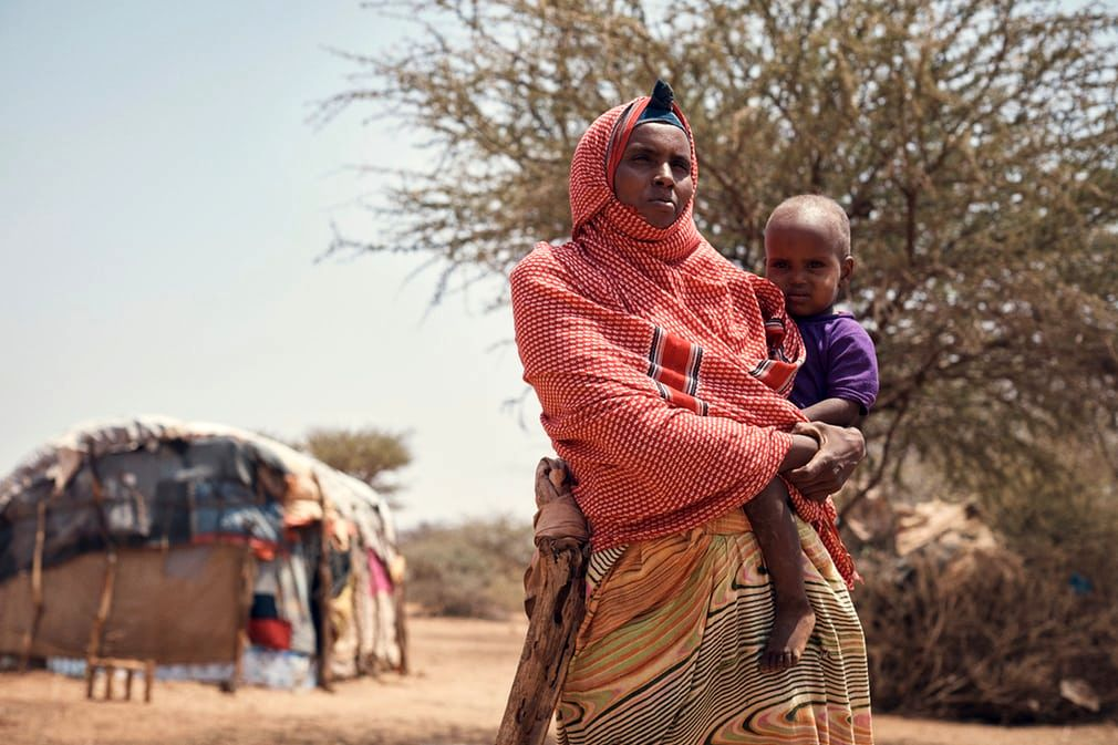 ردپای فقر در گوشه و کنار جهان