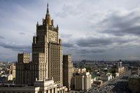 احضار دیپلمات ارشد اوکراین از سوی مسکو