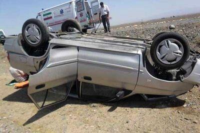هشدار پلیس راهور: مواظب خطر واژگونی باشید