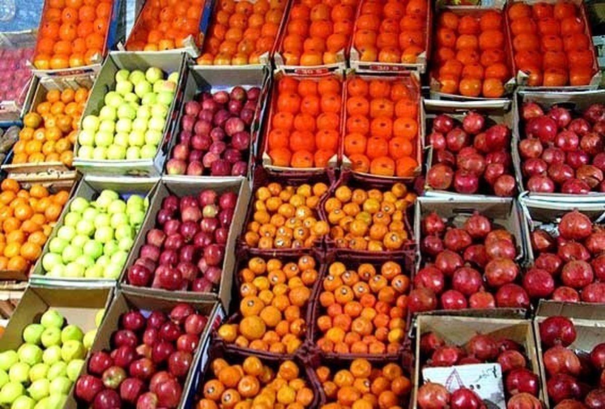 میوه ارزان شد