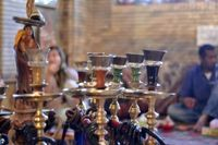 رشد قارچگونه قهوهخانههای زیرزمینی در یزد