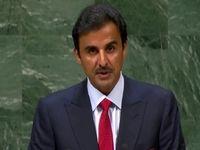 سفر از پیش اعلام نشده امیر قطر به ترکیه