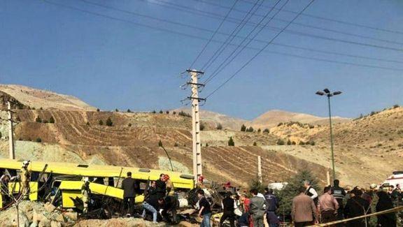 فوت یکی دیگر از مصدومان حادثه اتوبوس دانشگاه آزاد