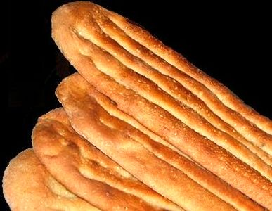 قیمت احتمالی انواع نان از اول آذر +جدول