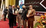 اعطای نشان عالی مدیر سال به مدیرعامل شرکت ملی صنایع مس ایران