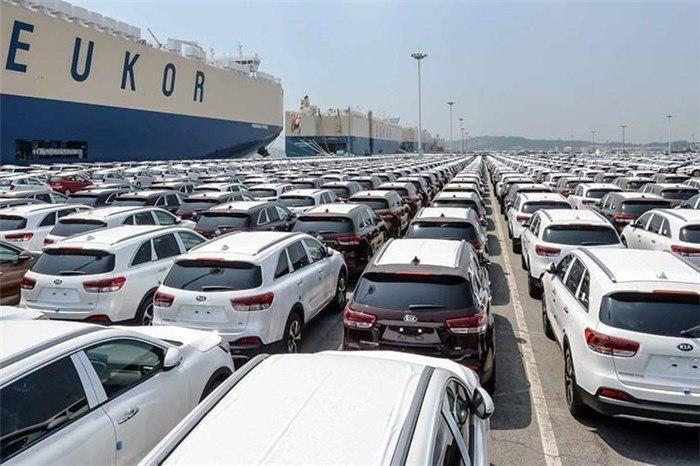 کاهش درآمدهای خودرویی در بودجه ۹۷