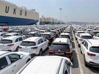 شمارهگذاری ۴۷۰۰ خودرو وارداتی