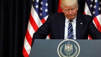 ترامپ: مطمئنم دیروز پهپاد ایران را زدیم