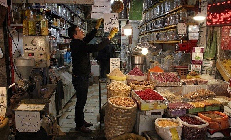 بازار عطاران ارومیه به روایت تصویر