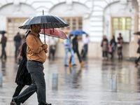 بارش برف و باران در اغلب مناطق کشور