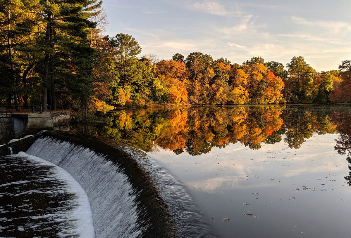 زیباییهای پاییز به روایت تصویر