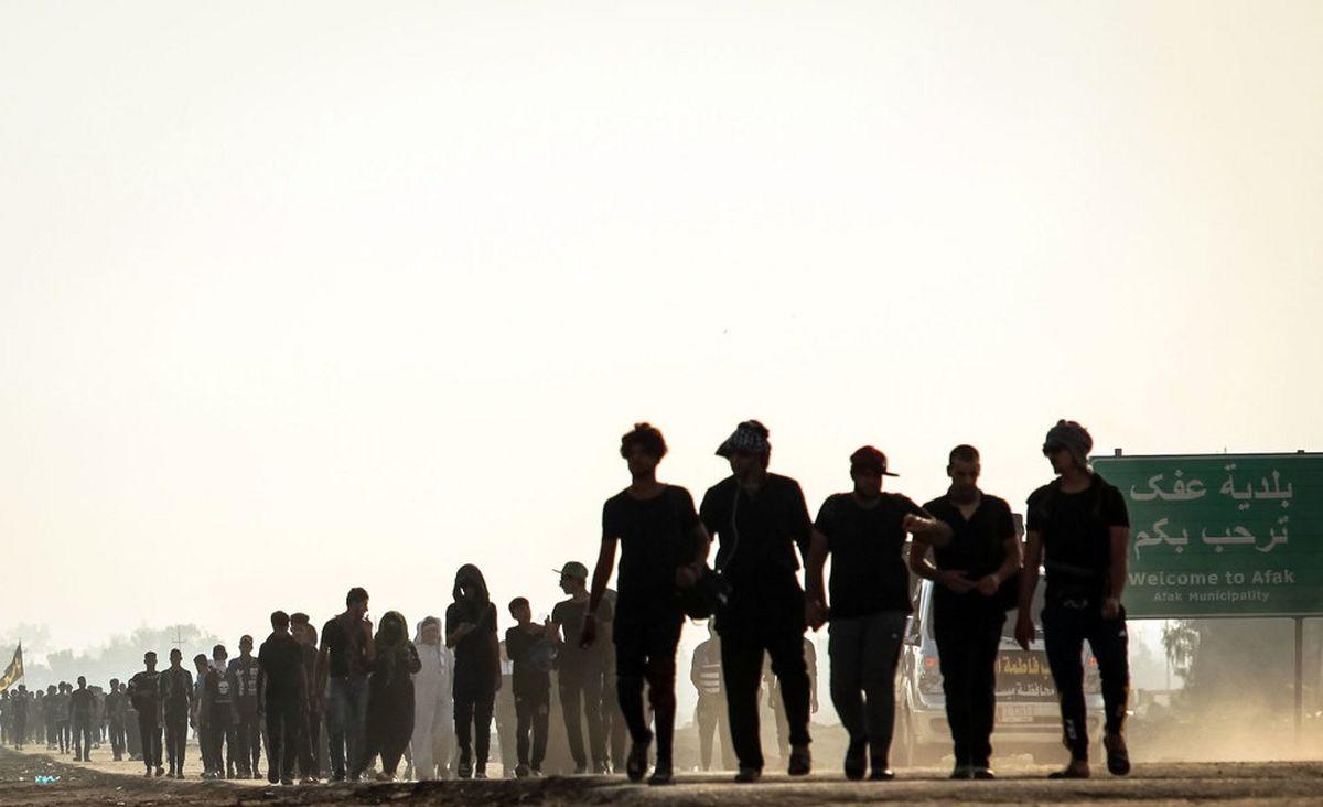 معافیت زائران اربعین از پرداخت عوارض خروج از کشور