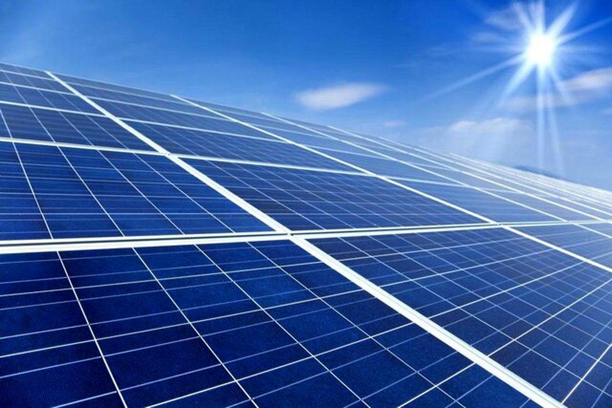 چین نیروگاه خورشیدی ۲هزار مگاواتی در عراق می سازد