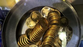 طلا و سکه دوباره ارزان شد