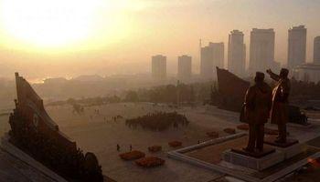 معماری در کره شمالی +تصاویر