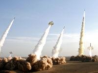 حملات موشکی به مواضع ارتش سوریه و نیروهای همپیمان