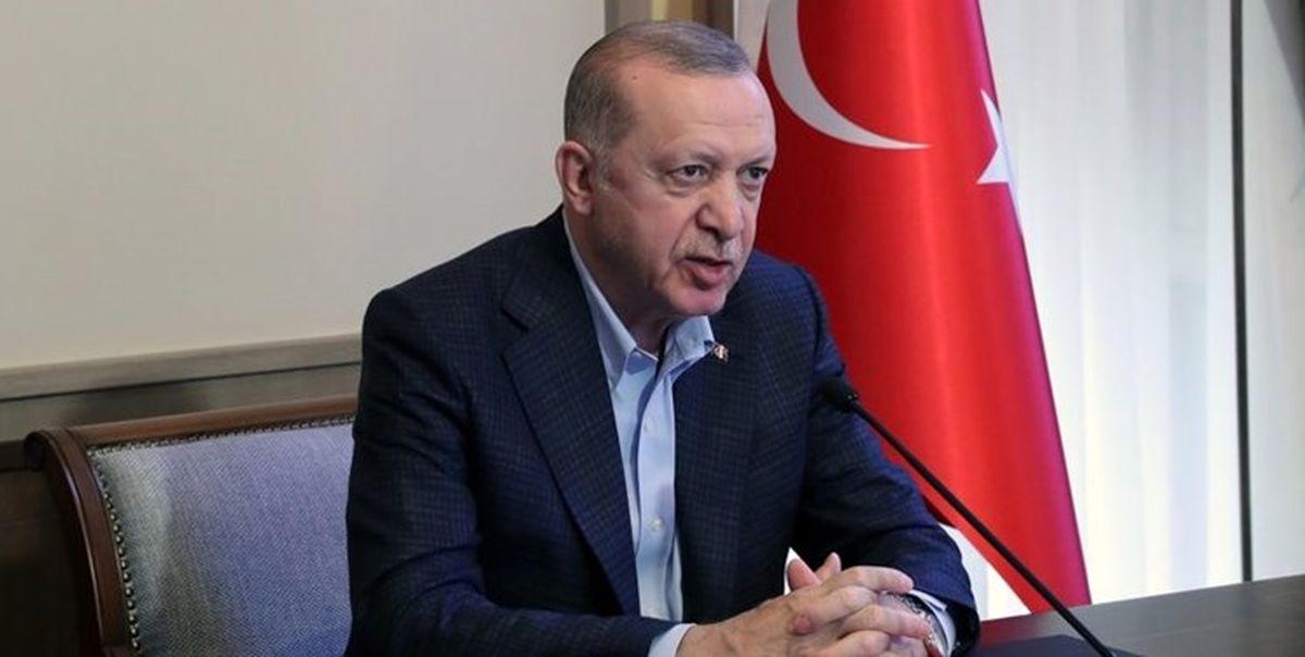 اردوغان: ترکیه آماده همکاری با طالبان است