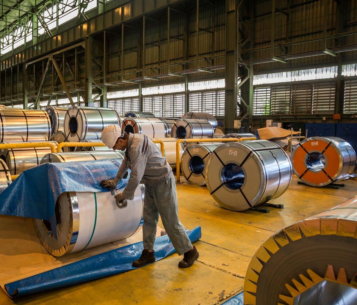 جذب ۱.۴میلیارد دلار کالای معدنی ایران توسط سه کشور