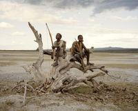 آخرین مردان شکارچی در تانزانیا +تصاویر