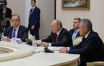توییت پوتین درباره نشست سوچی +عکس