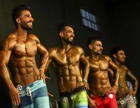مسابقات پرورشاندام قهرمانیخوزستان +تصاویر