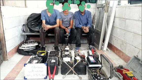 ماجرای خفاش های باتری دزد!