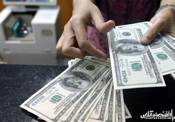دلار و یورو اندکی ارزان شد