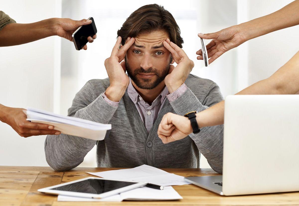 در این آزمایش از لحن و صدای شما در کسری از ثانیه استرس شما تشخیص می دهند