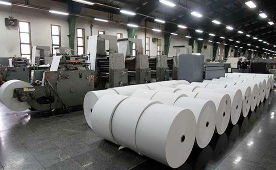 زیانهای خودکفایی در تولید کاغذ!