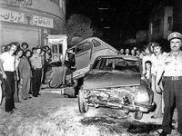 از قدیمیترین تصادفات در ایران +عکس