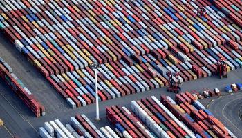 صادرات آلمان افت کرد