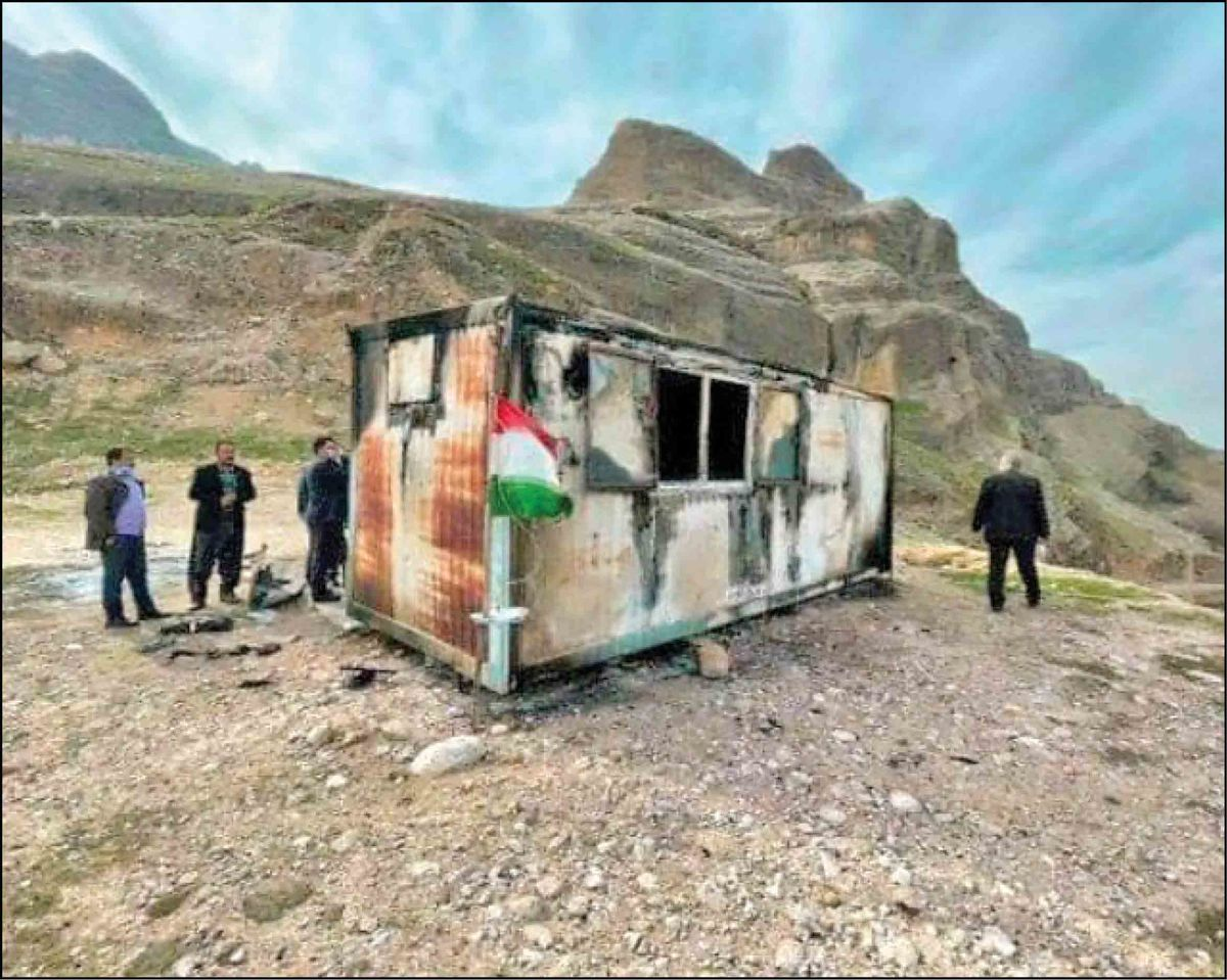 علت آتشسوزی کانکس معلمان همچنان در ابهام