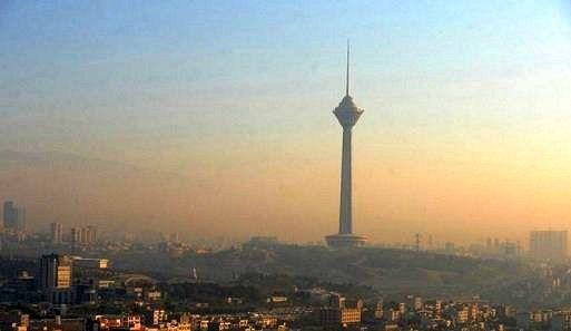 آلودگی به تهران باز میگردد