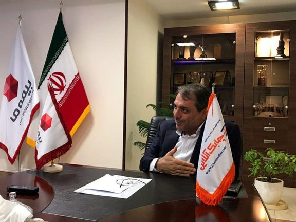 ۱۵میلیارد تومان از بدهی شرکت ایران ایر به بیمه ما باقی مانده است