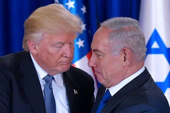 نتانیاهو: موضع آمریکا در قبال ایران قابل تحسین است