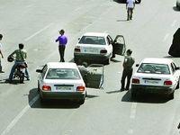 راننده تاکسی جانش را برای حفظ مسافرش به خطر انداخت