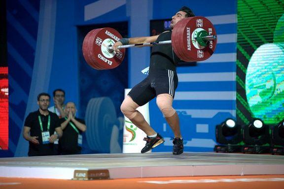 وزنهبرداری ایران روزهای تاریکی را سپری میکند