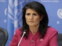 نیکی هیلی: نظامیان روسیه و سوریه مانند تروریستها عمل میکنند!