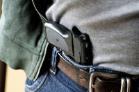 درگیری مسلحانه با نیروی پلیس در «نوادا» آمریکا