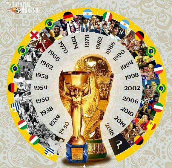 برزیل قهرمان جام جهانی ۲۰۱۸ روسیه!