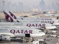 قطر ایرویز عقب نشینی کرد