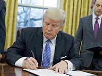 ترامپ راهبرد جدید آمریکا علیه سلاحهای کشتار جمعی را امضا کرد