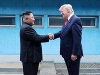 ترامپ برای رهبر کره شمالی عکس یادگاری فرستاد